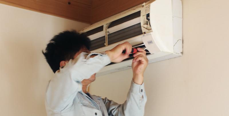 エアコン取付工事について